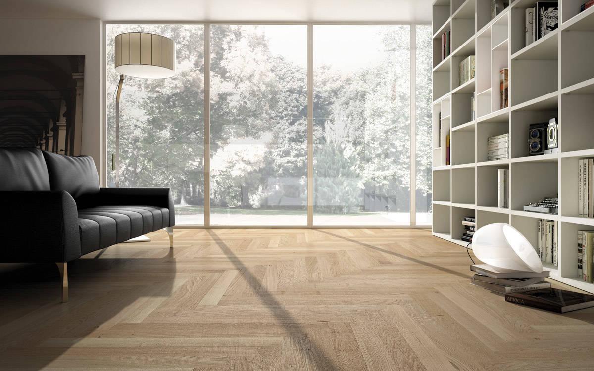 Itlas pavimenti e rivestimenti in legno e arredo in legno - Casa con parquet ...