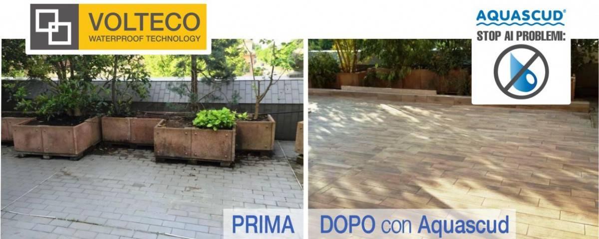 AQUASCUD: impermeabilizzazione di terrazze e coperture piane senza ...