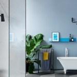 Arredo bagno Zucchetti: collezione Waterwords Shower Plus