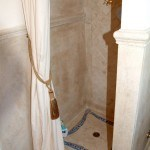 Pavimenti e rivestimenti Cotto Antiqua: Molite Box doccia