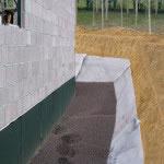 Argilla espansa antirisalita di umidità
