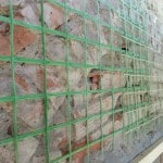 Materiali per l'edili CVR: progetto realizzato con ecosan