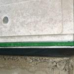 Sistemi e materiali per l'edilizia Ruredil: giunto idroespansivo in gomma