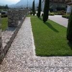 Pavimenti e rivestimenti Salizzo dè Cogoli: esterno con ciottolo classico