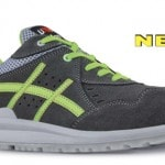 Scarpe antinfortunistica U-Power: modello Flat Out