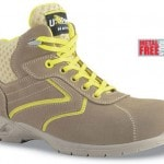 Scarpe antinfortunistica U-Power: modello Happy