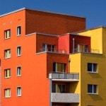 Vernici Baldini: colori brillanti per palazzo