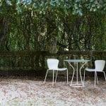 Arredo giardino Serralunga: tavoli
