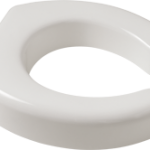 Copriwater Colbam: anello rialzato