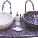 Manufatti in cemento: arredo bagno