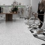 Pavimenti e rivestimenti Self: collezione Terrazzo