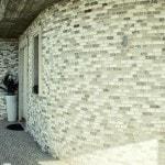 Pavimenti e rivestimenti Paradiso Marmi: rivestimento in pietre anticate