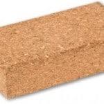 Materiali edili in sughero Central Sughero: blocchi agglomerato