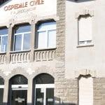 Progetti realizzati con i materiali edili Italcmenti: ospedale civile
