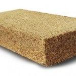 Materiali edili in sughero Central Sughero: pannelli isolanti