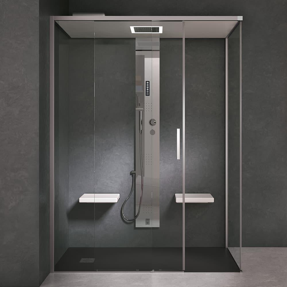 Sauna e bagno turco epm edilpiemme - Colonna doccia bagno turco ...