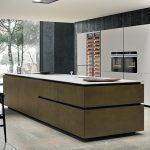 cucine comprex - tipologia ISOLA