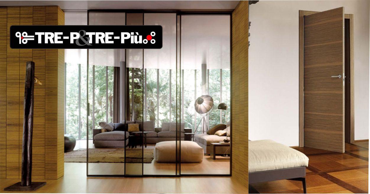 Design, innovazione e passione per le porte, racchiusi in un ...