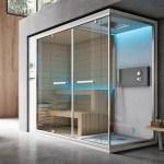arredo bagno HAFRO: Sauna