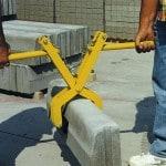 Attrezzature per l'edilizia Boscaro: pinze di sollevamento