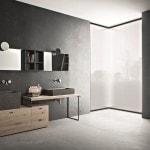 Arredo bagno Novello: collezione Craft