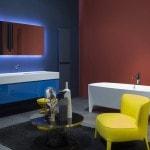 Arredo bagno Antonio Lupi: collezione Lunaria
