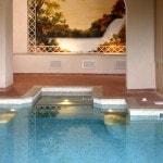 Pavimenti e rivestimenti I Sassi di Assisi: rivestimento interno per piscina