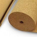 Materiali edili in sughero Central Sughero: rotoli super compressi