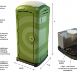 Canalizzazione Rototec: Bagni mobili