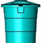 Canalizzazione Rototec: Serbatoio da esterno