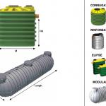 Canalizzazione Rototec: Vasche Biologiche