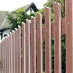 Plastic Wood - Recinzione