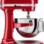 KitchenAid Professional 500 Series Stan Mixer - Empire Red