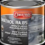 OWATROL RA.85 Finitura all'alluminio per tutti i tipi di supporto Owatrol