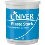 Plasto Stuck Stucco in pasta per interni facilmente carteggiabil Univer