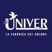 Colori e vernici Univer logo