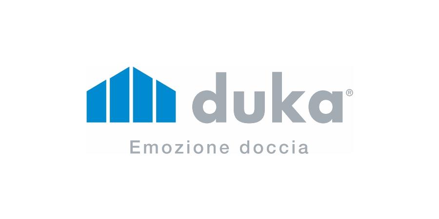 Duka Box doccia logo